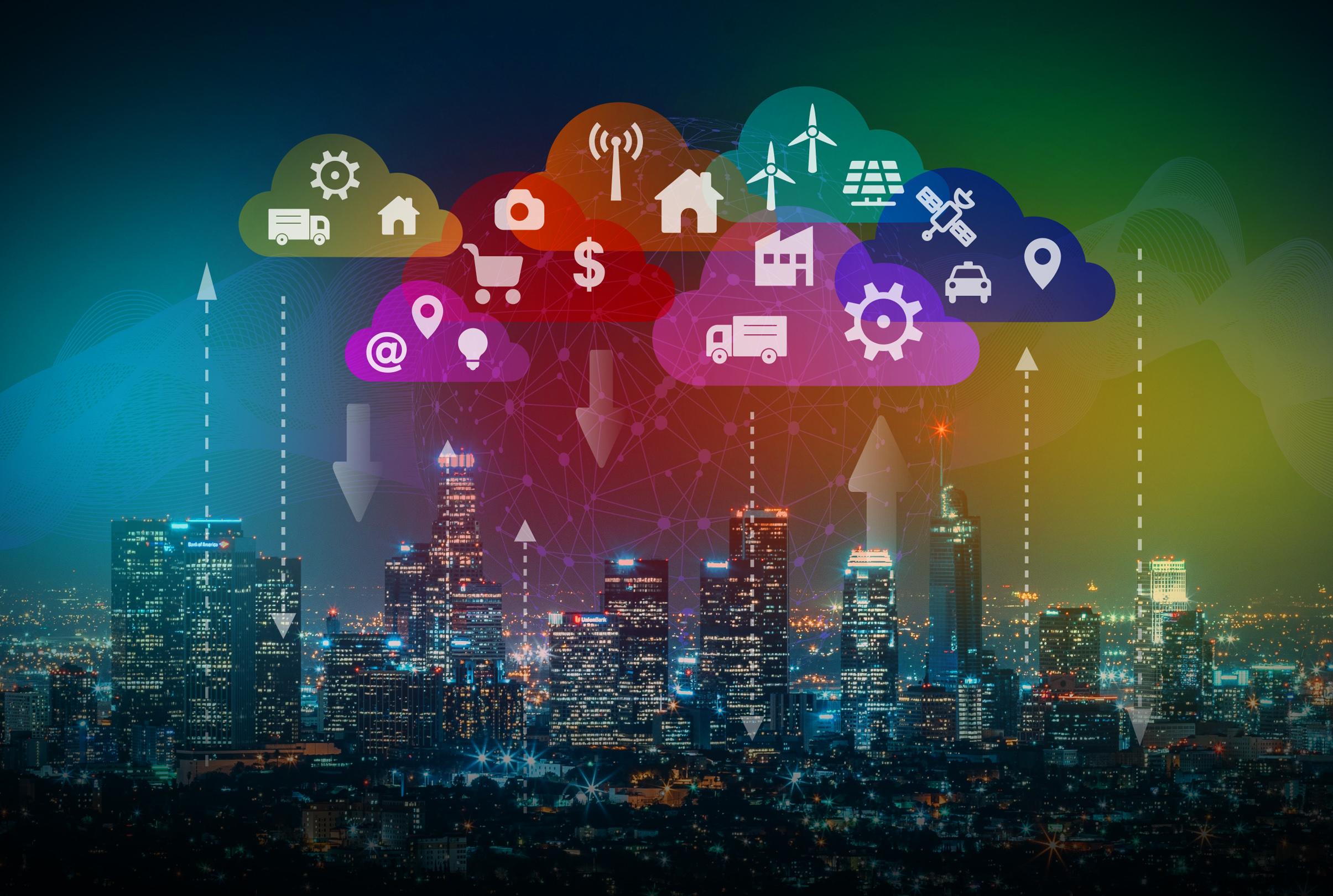 Easy to use GSM and GPS building blocks for mobile IoT devices