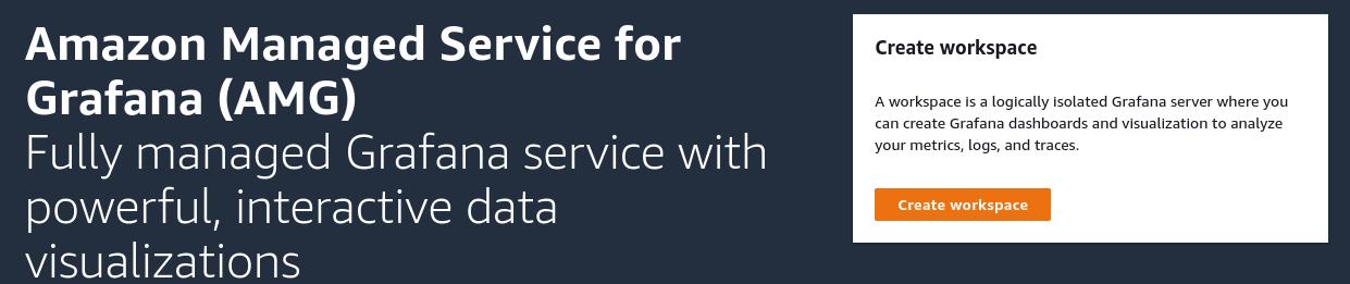 AWS Managed Grafana