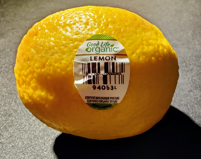 The Internet of Things Lemon - Cover Image