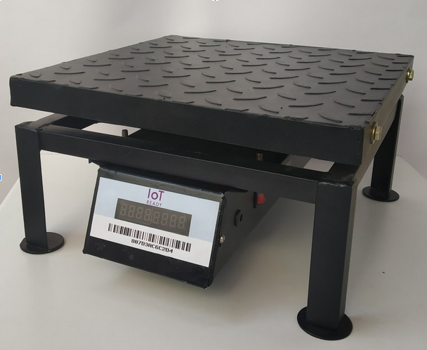 Smart Weighing Scales - Cover Image